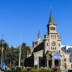 Church in Viña del Mar City, Chile