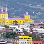 Church of San Francisco, Castro, Chiloe Island, Chile