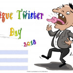 Tongue Twister Day - 2018 - fillable
