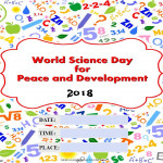World Science Day - 2018 - fillable