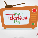 World Television Day   Event Poster    Without A Date