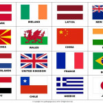 International Flags Playing Cards