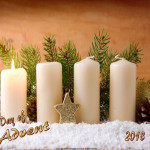 First Day of Advent - 2018 - no date