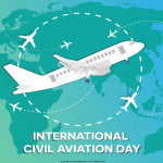 Int Civil Aviation Day - 2018 - no date