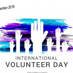 International Volunteer day December 5