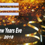 New Years Eve - 2018 - fillable
