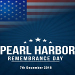 Pearl Harbor Remembrance Day  December 7