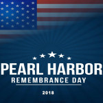 Pearl Harbour Remembrance Day - 2018 - no date