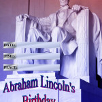 Abraham Lincolns Birthday  Event Poster  Add Your Own Details