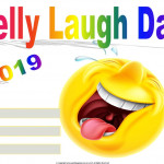 Belly Laughing Day - 2019 - fillable