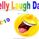 Belly Laughing Day - 2019 - no date