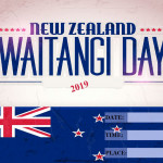 Waitangi Day (NZ)  Event Poster  Add Your Own Details