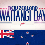 Waitangi Day (NZ) Event Poster Without A Date