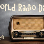 World Radio Day Event Poster Without A Date