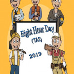 Eight Hour Day (TAS) - 2019 - no date