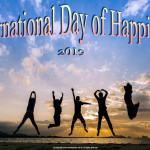 Int Day of Happiness - 2019 - no date