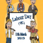 Labour Day (VIC) - 2019