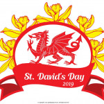 St Davids Day - 2019 - no date