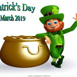 St Pats Day - 2019
