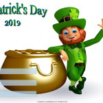 St Pats Day - 2019 - fillable