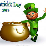 St Pats Day - 2019 - no date