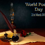 World Poetry Day - 2019