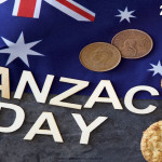 Anzac Day 2  Event Poster  Without A Date