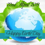 Earth Day   April 22    Event Poster
