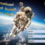 Int. Day of Human Space Flight   Event Poster    Add Your Own Details