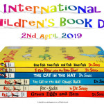 Int. Children's Book day   April 2   Event Poster