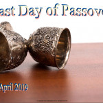 Last Day of Passover   April 27    Event Poster