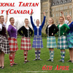 National Tartan Day (Canada)   April 6    Event Poster
