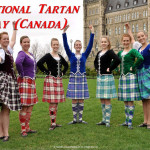 National Tartan Day (Canada)  Event Poster  Without A Date