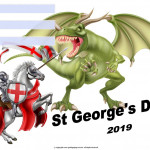 St George's Day   Event Poster    Add Your Own Details