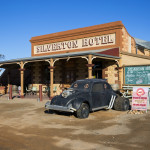 The iconic Silverton Hotel in outback New South Wales has been used in over 100 movies, TV shows