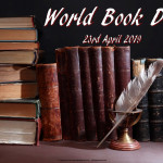World Book Day   April 23    Event Poster