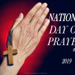 National Day Of Prayer (USA) - 2019 - no date