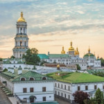 Ukraine. Kiev Pechersk Lavra or the Kiev Monastery of the Caves