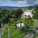 Devon House in Kingston Jamaica is the former residence of George Stiebel, dating to 1881.