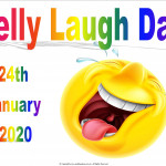 Event Poster - Belly Laugh Day - 2020