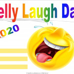 Event Poster - Belly Laugh Day - 2020 - fillable
