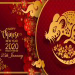 Event Poster - Chinese New Year - 2020