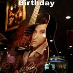 Event Poster - Elvis Presley's Birthday - 2020 - no date