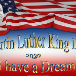 Event Poster - Martin Luther King - 2020 - no date