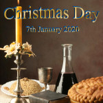 Event Poster - Orthodox Christmas - 2020