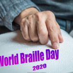 Event Poster - World Braille Day - 2020 - no date