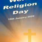 Event Poster - World Religion Day - 2020