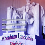 Event Poster - Ab Lincoln's birthday - 2020 - fillable