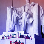 Event Poster - Ab Lincoln's birthday - 2020 - no date