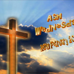 Event Poster - Ash Wednesday - 2020